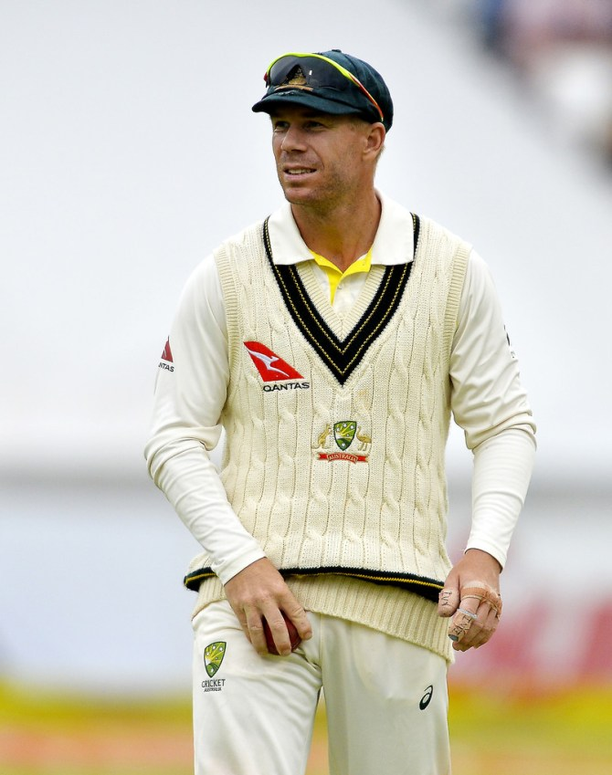 Kane Williamson David Warner not a bad guy ball tampering Australia South Africa cricket