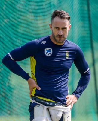 Faf du Plessis ban sledging South Africa cricket