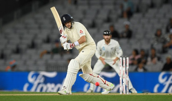 Joe Root 51 New Zealand England 1st Test Day 4 Auckland cricket
