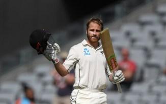 Kane Williamson 102 New Zealand England 1st Test Day 2 Auckland cricket