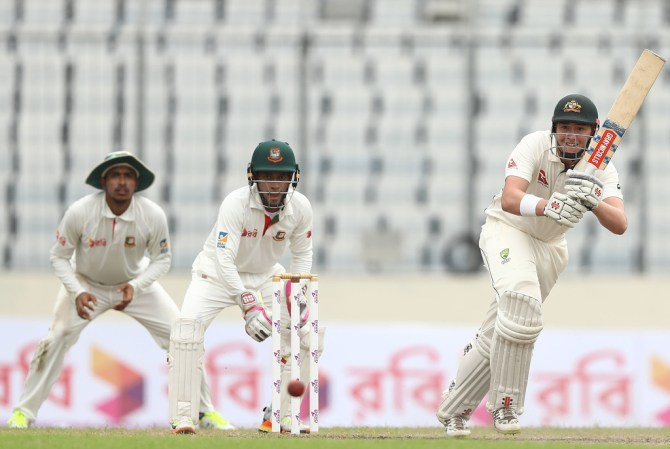 Matt Renshaw called up 4th Test Australia South Africa Johannesburg cricket