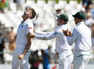 Morne Morkel 300 Test wickets South Africa Australia 3rd Test Cape Town cricket