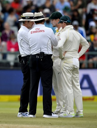 Ravichandran Ashwin Cameron Bancroft Steve Smith ball tampering South Africa Australia 3rd Test Day 3 Cape Town cricket