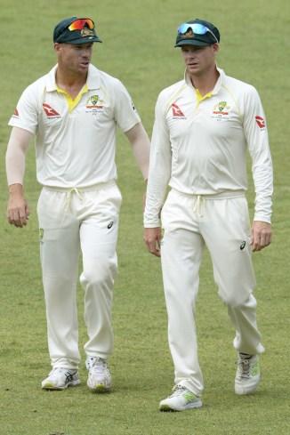Cricket Australia ban Steve Smith David Warner 12 months Cameron Bancroft suspended nine months ball tampering Australia South Africa cricket