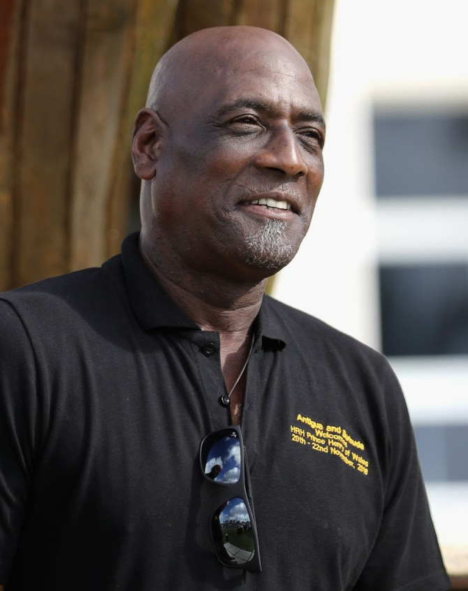 Viv Richards Pakistan safe host international matches Pakistan Super League PSL cricket