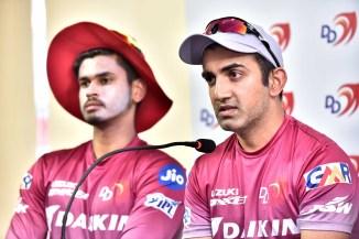 Gautam Gambhir resigns Delhi Daredevils captain Indian Premier League IPL cricket