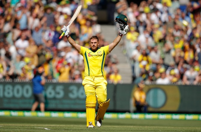 Aaron Finch interested becoming Australia ODI captain cricket
