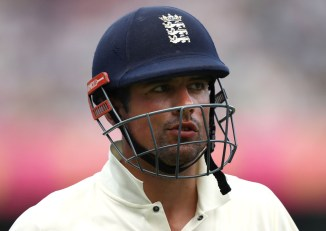 Alastair Cook England suspected Australia ball tampering during Ashes cricket