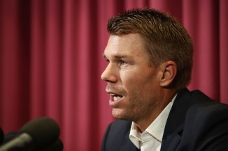 David Warner accepts 12-month ban Cricket Australia ball tampering Australia South Africa cricket