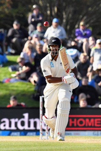 Ish Sodhi 56 not out New Zealand England 2nd Test Day 5 Christchurch cricket