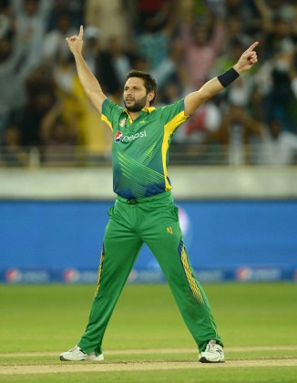 Shahid Afridi Shoaib Malik Thisara Perera ICC Rest of the World XI Hurricane Relief T20 Challenge charity match West Indies Lord's cricket