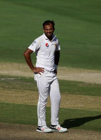 Wahab Riaz nose surgery Pakistan cricket