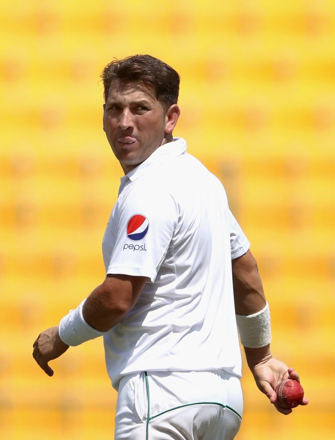 Yasir Shah ruled out tour Ireland England groin fracture Pakistan cricket