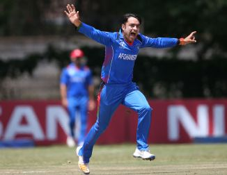 Rashid Khan dismissing Virat Kohli AB de Villiers and MS Dhoni very satisfying Indian Premier League IPL Afghanistan cricket