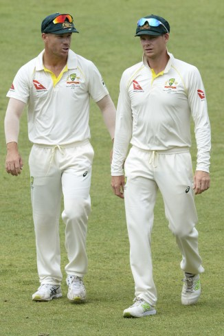 Shane Watson Steve Smith David Warner Cameron Bancroft ball tampering ban extreme cricket