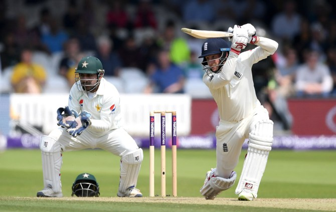 Joe Root 68 England Pakistan 1st Test Day 3 Lord's cricket