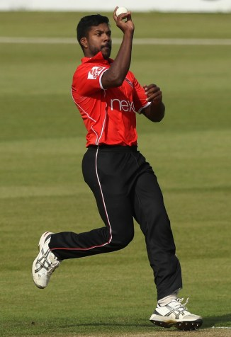 Varun Aaron hoping for India recall based on performance with Leicestershire county cricket England