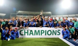 Afghanistan beat Bangladesh 3rd T20 win series 3-0 Rashid Khan stars again cricket