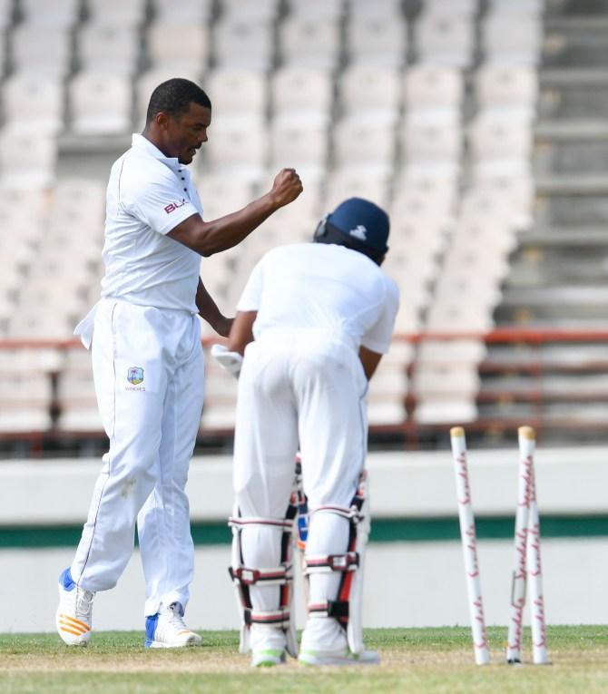 Shannon Gabriel six wickets West Indies Sri Lanka 2nd Test Day 4 St Lucia cricket
