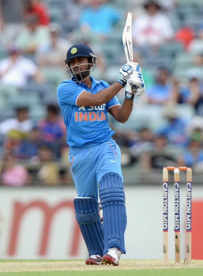 Ambati Rayudu set to be dropped India team ODI series England failed yo-yo test cricket