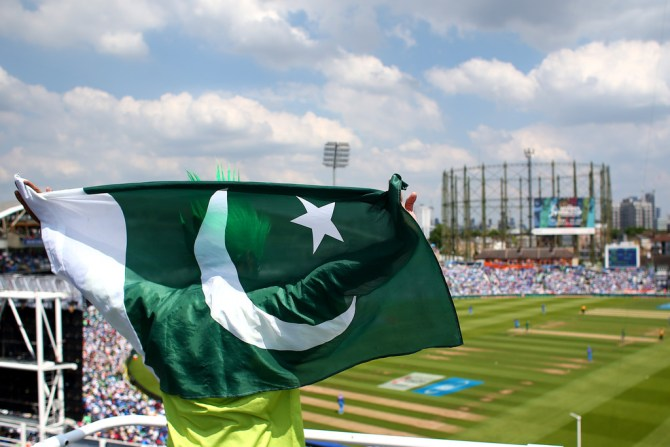 Pakistan player tests positive banned substance cricket