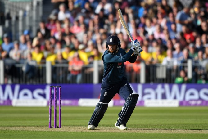 Jonny Bairstow 79 England Australia 4th ODI Durham cricket