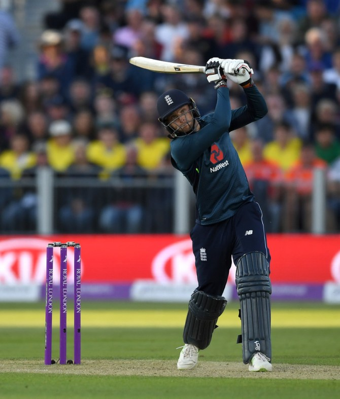 Jos Buttler 54 not out England Australia 4th ODI Durham cricket