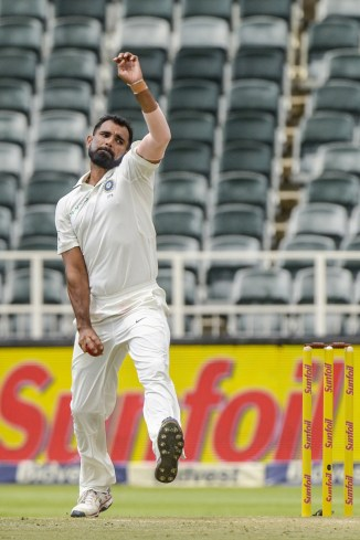 Mohammed Shami ruled out Afghanistan Test match failing fitness test India cricket