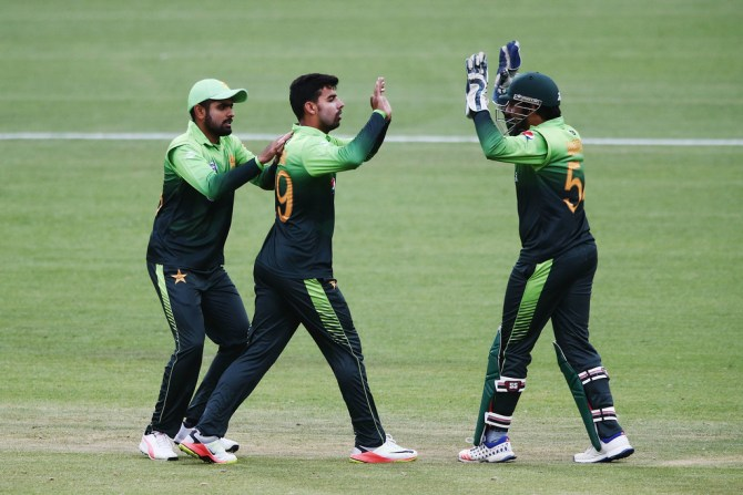 Shadab Khan determined become top ranked bower T20 ODI Pakistan cricket