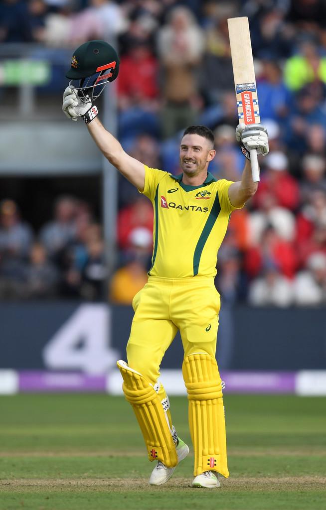 Shaun Marsh 131 England Australia 2nd ODI Cardiff cricket