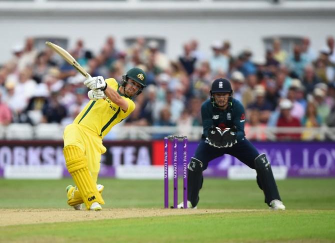 Travis Head 51 England Australia 3rd ODI Nottingham cricket