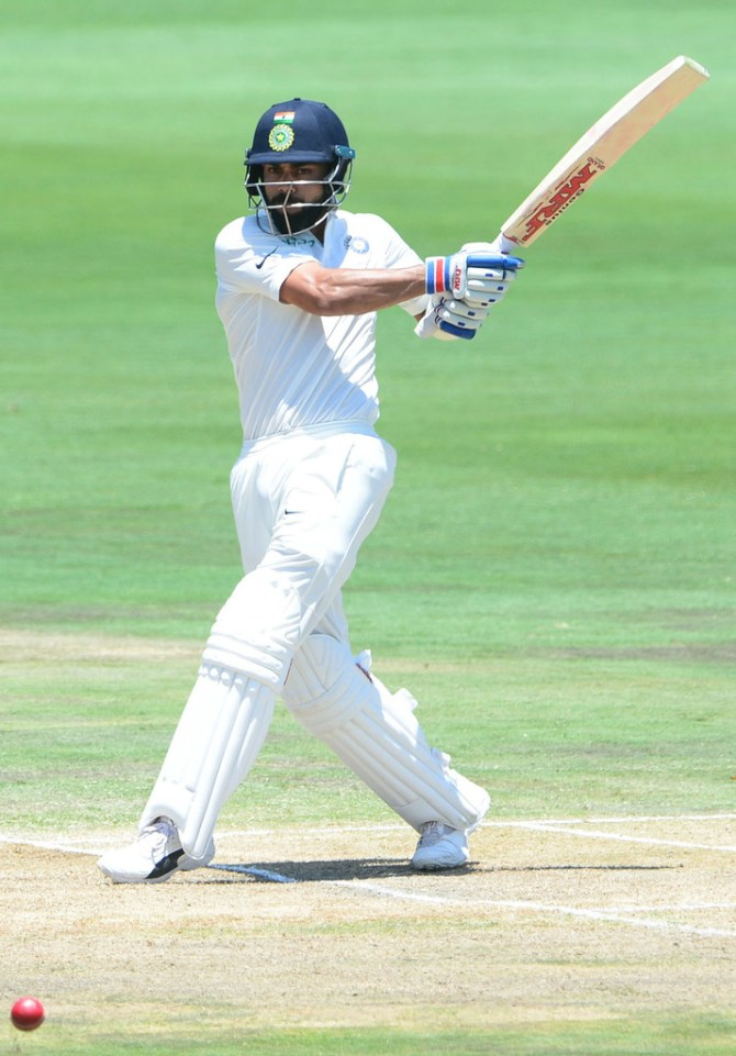 Virat Kohli confident India excelling in England cricket