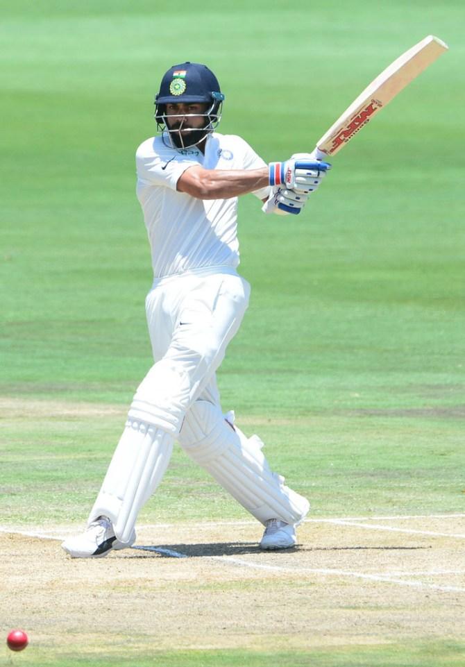 Virat Kohli confident India excelling in England cricket