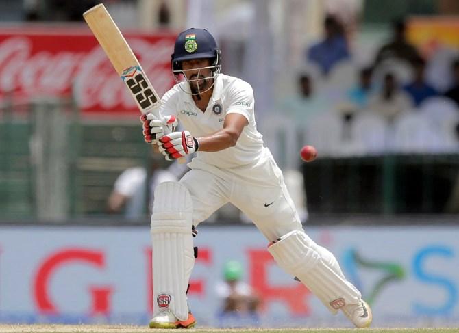 Wriddhiman Saha miss part Test series England thumb injury India cricket