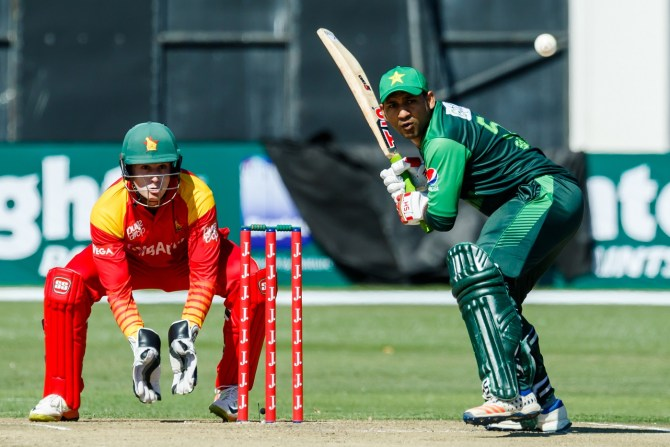Sarfraz Ahmed whitewashing Zimbabwe 5-0 was good preparation for the Asia Cup Pakistan cricket