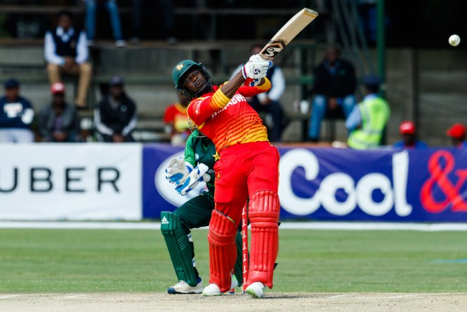 Solomon Mire Kyle Jarvis ruled out of ODI series against Pakistan Zimbabwe cricket