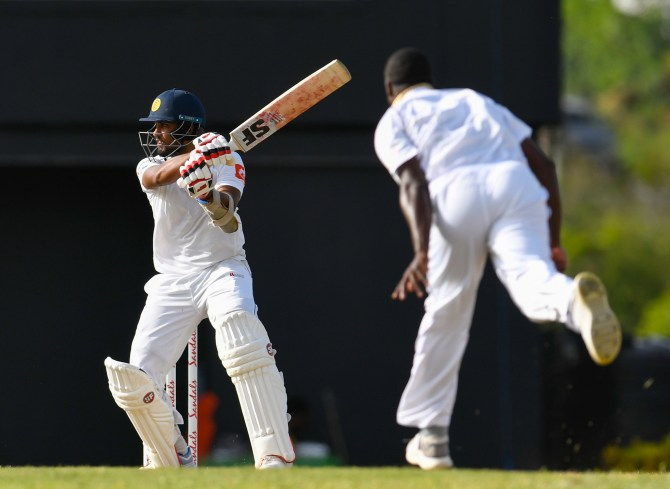 Dinesh Chandimal included squad Sri Lanka South Africa Test series but could miss it due to ICC suspension ball tampering conduct contrary to spirit of the game cricket