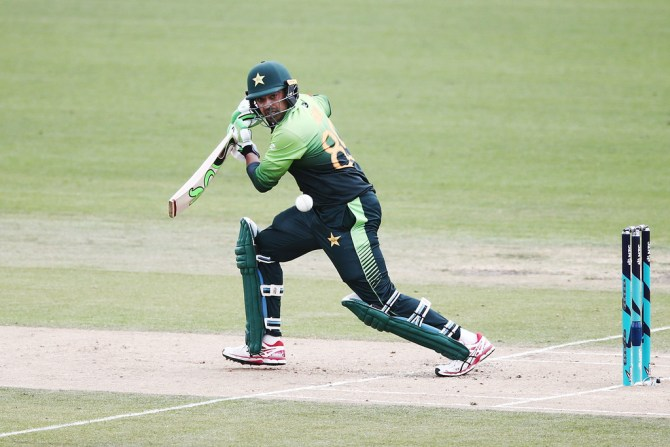 Haris Sohail withdraws remainder ODI series Zimbabwe daughter illness Pakistan cricket