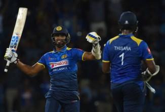 Dasun Shanaka 65 Sri Lanka South Africa 4th ODI Pallekele cricket
