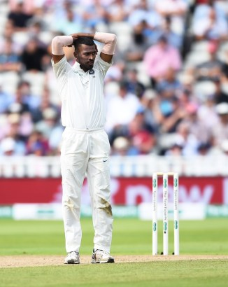 Michael Holding Hardik Pandya is not a Test all-rounder India England Test series cricket