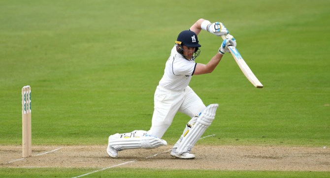 Ian Bell eyeing international comeback Warwickshire England cricket