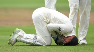 Jonny Bairstow fractured left middle finger England India 3rd Test Nottingham cricket