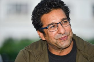 Wasim Akram sledged Sachin Tendulkar international debut Pakistan India cricket