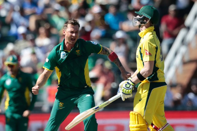 Dale Steyn back in South Africa's ODI squad Zimbabwe series cricket