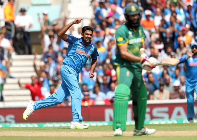 Ravichandran Ashwin determined to revive limited overs career ahead of 2019 World Cup India cricket