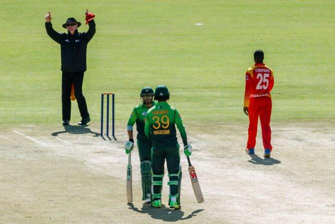 Fakhar Zaman praises opening partner Imam-ul-Haq Pakistan cricket