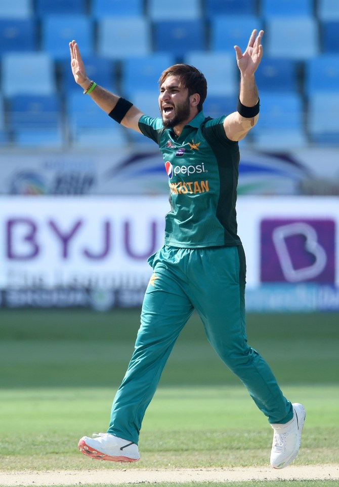 Usman Khan eager take five wickets in Pakistan's Asia Cup clash with India cricket