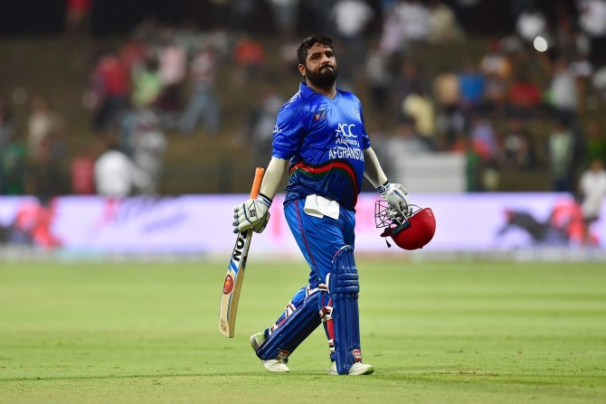 Mohammad Shahzad reports spot-fixing approach Asia Cup Afghanistan cricket