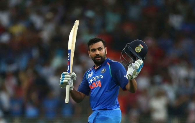 Rohit Sharma 111 not out India Pakistan Asia Cup Super Four cricket