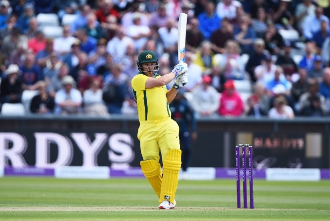 Aaron Finch included Australia Test squad Pakistan series UAE cricket